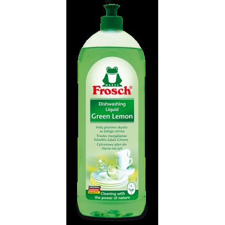 Ekologiškas Indų ploviklis su žaliąja citrina 1000 ml