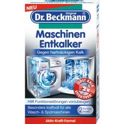 Beckmann mašinų kalkių šalinimo priemonė 2x50g
