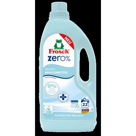 Frosch Zero% Odos nedirginanti skalbimo priemonė 1500ml