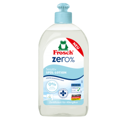 Frosch Zero% Odos nedirginantis universalus valiklis 750ml