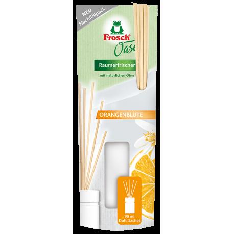 Frosch (papildymas 90ml) Apelsinų kvapo aromatizatorius 90 ml