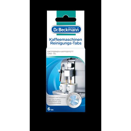 Dr. Beckmann Kavos virimo aparatų plovimo tabletės 6vnt